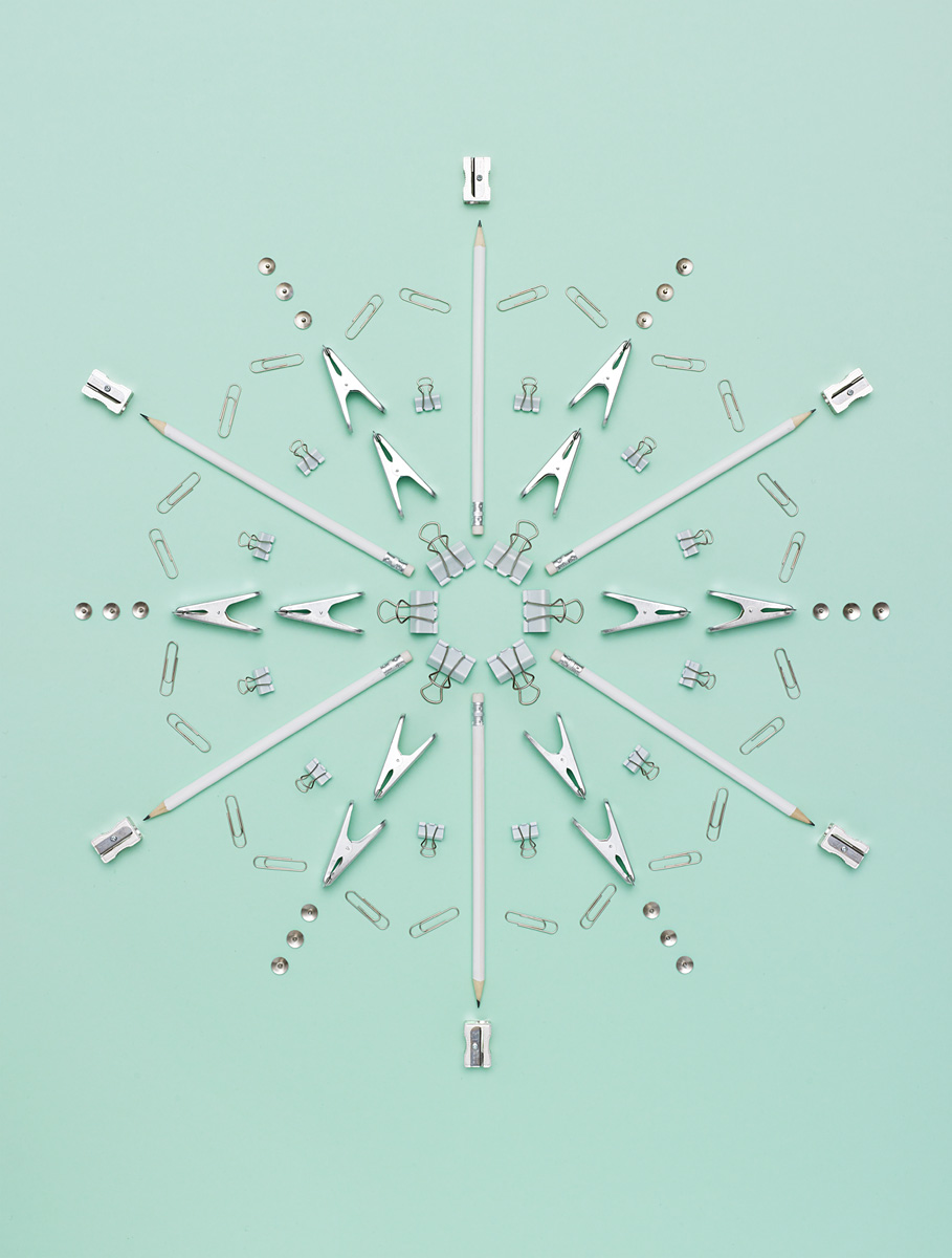 Kate-Davis-Snowflake-Stationery
